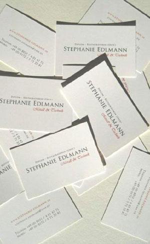 Stephanie Edlmann - Kontakt